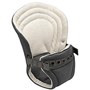 Onya Baby Booster Baby Carrier Infant Insert - Slate Grey