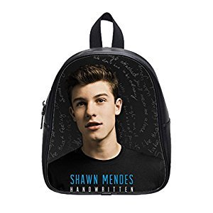 Handwritten Shawn Mendes Custom Personalized Stylish Backpack Bags