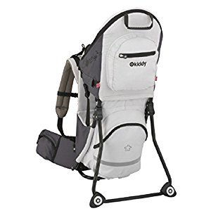 Kiddy 57-200-RT-028 Baby Back Carrier Adventure Pack, Silver