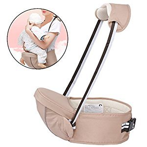 Baby Hip Seat Carrier Breathable Lightweight Mesh Toddler Waist Seat for Infants within 36 months