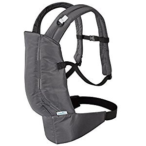Evenflo Natural Fit Carrier Boulder, Grey