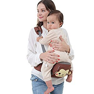 Infant Toddler Baby Safety Carrier Hipseat Hip Seat Four Seasons Multi-functional Breathable Waist Stool