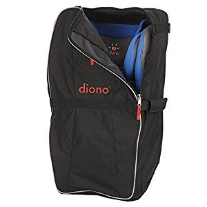 Diono Car Seat Travel Bag, Black