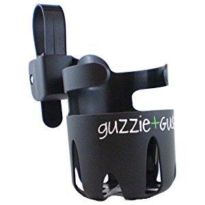 Guzzie+Guss Universal Cup Holder, Black