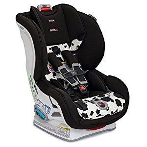Britax Marathon ClickTight Convertible Car Seat, Cowmooflage