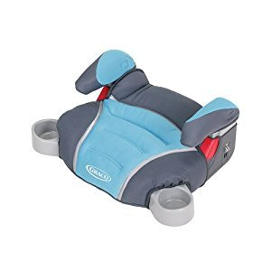 Graco No Back TurboBooster Car Seat in Oceanic