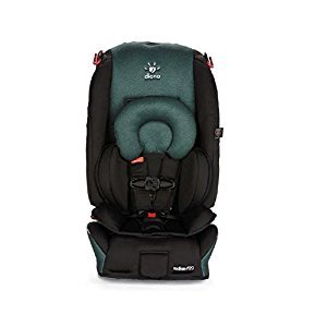 Diono Radian R120 Convertible+booster Car Seat - Black Forest