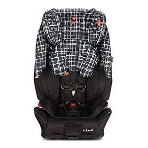 Diono radian rXT All-in-One Convertible Car Seat - Black Plaid