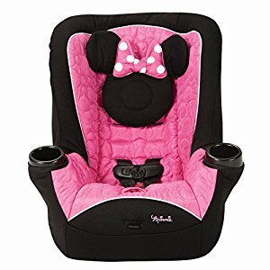 Disney 22171CCLJ Apt 50 Convertible Car Seat - Mouseketeer Minnie, Multi