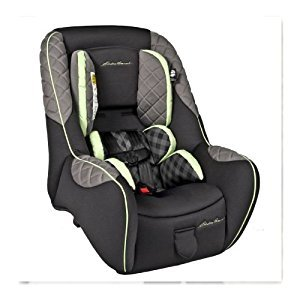 Eddie Bauer XRS 65 Convertible Car Seat-Broadview, Grey Black