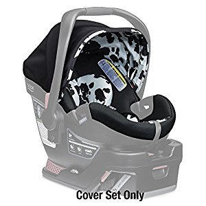 Britax B-safe 35 Elite Infant Car Seat Cover Set, Cowmooflage