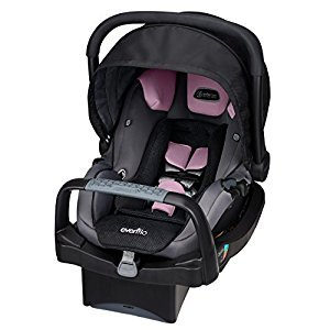 Evenflo SafeMax Infant Car Seat, Noelle