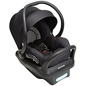 Maxi-Cosi Mico Max 30 Infant Car Seat, Black Crystal
