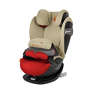 Cybex 518000929 Pallas S-fix Autumn Gold Gr. 1-2-3