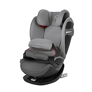 Cybex 518000929 Pallas S-fix Manhattan Grey Gr. 1-2-3