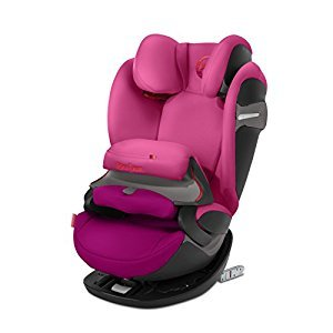 Cybex 518000929 Pallas S-fix Passion Pink Gr. 1-2-3