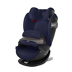 Cybex PALLAS S-fix Denim Blue Gr. 1-2-3