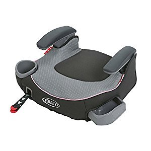 Graco TurboBooster LX No Back Car Seat, Addison
