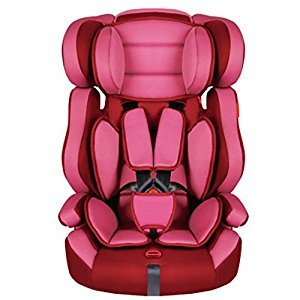 SEERCAR Safety Infant Child Baby Car Seat, Child Safety seats Carrier Portable (pink)