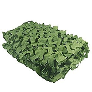 Businda Desert Camo Netting Camouflage Net Military For Camping Hunting Shooting Sunscreen Nets 3m x 3m