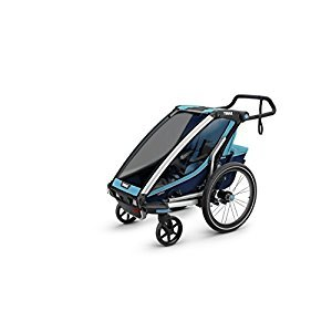 Thule Chariot Cross Multisport Trailer 1, Blue/Poseidon