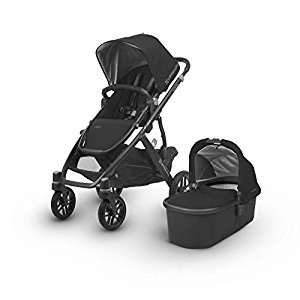 UPPAbaby Vista 2018 Stroller - Jake (Black/Carbon)