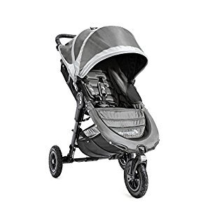 Baby Jogger City Mini Gt Single Stroller, Steel Gray