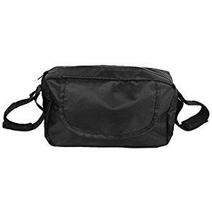 Baby Stroller Pram Bag Waterproof Wet-towel Paper Bag Black