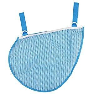 Baby Stroller Pram Hanging Bag Net Bag Blue