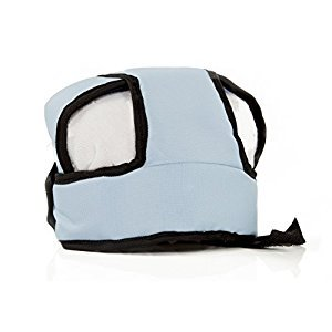 Kutnik SOFT SAFETY HELMET for toddlers (BABY BLUE)