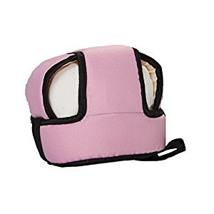 Kutnik SOFT SAFETY HELMET for toddlers (LIGHT PINK)