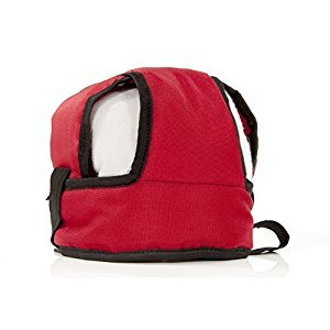 Kutnik SOFT SAFETY HELMET for toddlers (RED)