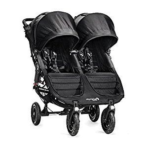 Baby Jogger City Mini GT Black Double