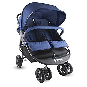 Joovy 8070 ScooterX2 Stroller, Blueberry
