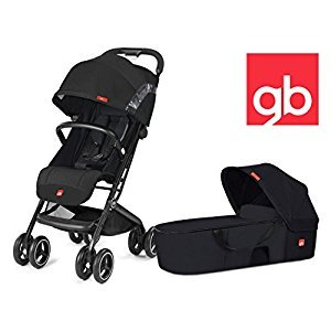 gb Qbit+ Duo Travel System 2018 Satin Black