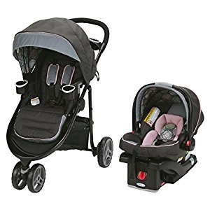 Graco Modes 3 Lite Travel System Stroller, Addison