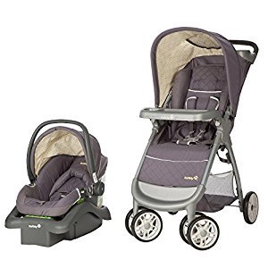 Safety 1st® Amble Quad Travel System