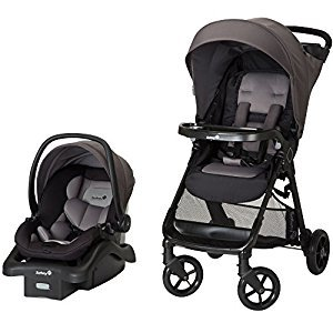 Safety 1st Smooth Ride Travel System with onBoard 35 Infant Car Seat, Monument 2