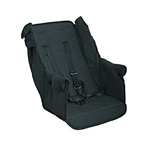 Joovy 9067 New Caboose Too Rear Seat, Black