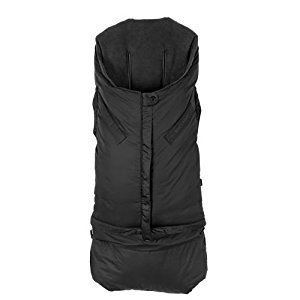 Maclaren Expandable Footmuff, Black