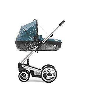 Mutsy Igo Stroller Bassinet Rain Cover, Clear