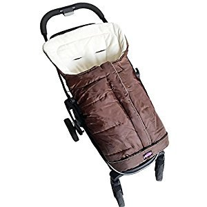 Extendable Baby Bunting Bag Adaptable for Strollers Joggers Pushchair ,Cozy Warmer For Baby Outdoor Walking With Unique Design