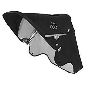 Maclaren PM1Y070092 Techno XLR Hood - Black/Silver