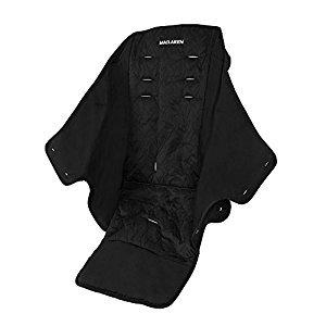 Maclaren PM1Y130092 Quest Seat - Black/Silver