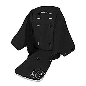 Maclaren PM1Y140092 Techno XT Seat - Black/Silver