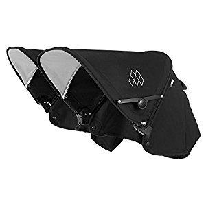 Maclaren Twin Triumph Hood, Black/Charcoal