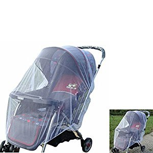 Baby Buggy Pram Mosquito Net Protector Pushchair Stroller Fly Midge Insect Cover