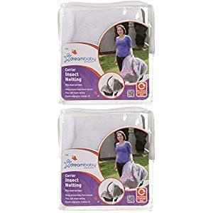 Dreambaby Baby Carrier Insect Netting - 2 Count