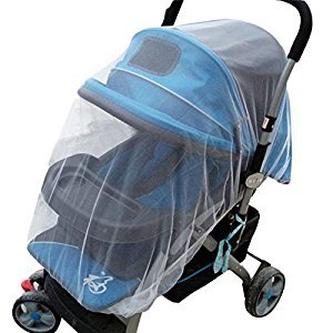 GigaMax(TM) Summer Infants Baby Stroller Insect Mosquito Net Safe Mesh Pushchair Full Cover Mesh Mosquito Net