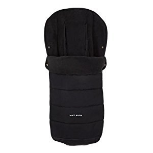Maclaren Footmuff Packaway, Black
